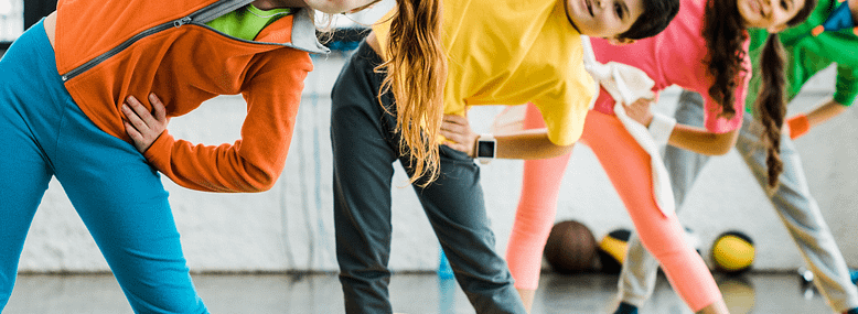 La actividad física es necesaria en los niños. / Canva.