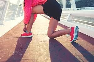 Hacer deporte después de Año Nuevo