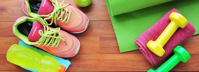 Un propósito de Año Nuevo es hacer ejercicio